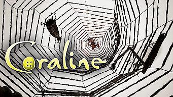Is Coraline 2009 On Netflix Brazil